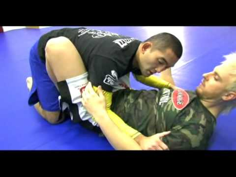 BJJ and Catch Wrestling Leg Lock Guard Pass Image 1