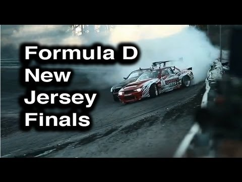 Behind the Smoke 2 - Ep 13 New Jersey Finals Formula D - Dai Yoshihara