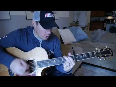 Even If It Breaks Your Heart - Eli Young Band (beginner Guitar Lesson) video