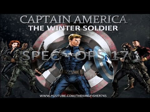 Marvel Avengers Alliance Spec Ops 17: Task List Final Part
