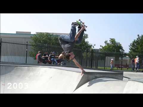 Eddie 20 years of Camarillo Skatepark