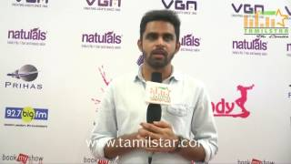 Balaji Mohan  At Rhapsody Music Concert