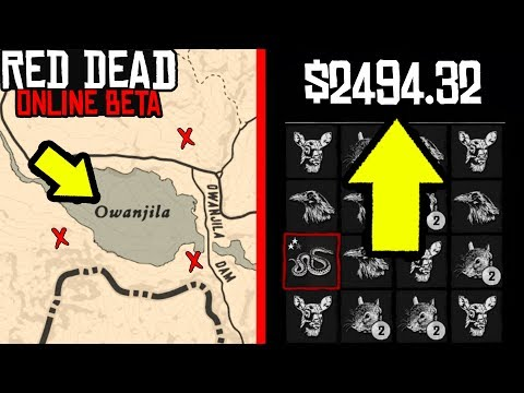 HOW I MADE EASY MONEY WITH THIS ONE TRICK in Red Dead Online! RDR2 Online Money