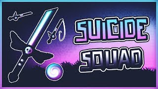 ❌MINECRAFT PVP TEXTURE PACK - SUICIDE SQUAD 128X (FPS)❌