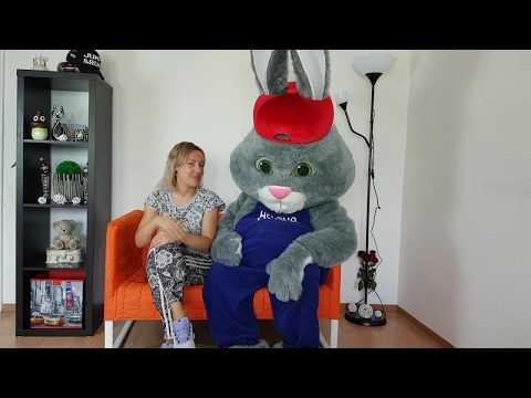 Lernen zu tanzen online || Tanz mit Hase - Bekanntschaft. Helena Hase