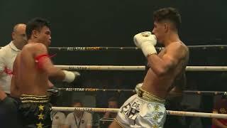 Manachai beats Nauzet Trujillo at All Star Fight Prague