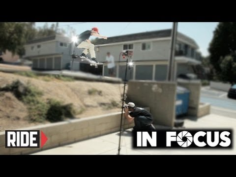 How To: Using Fisheye, Wide-Angle & Telephoto lenses-Skateboarding Photographer Sam McGuire-In Focus