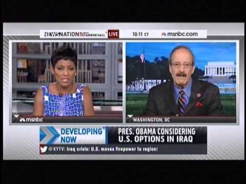 MSNBC's News Nation with Tamron Hall (June 17)
