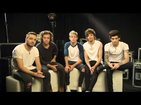 One Direction 'Where We Are' Concert Film Announcement