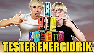 Energidrik Review 😋