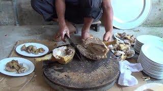 Lão Nông đi tông - Chặt thịt Gà đám cưới siêu đẹp