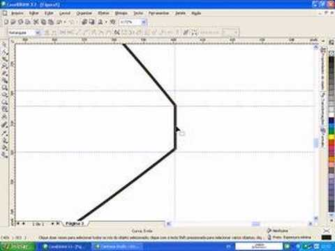 Video-aulas Suite Corel (Draw x Photopaint) - Aula 43