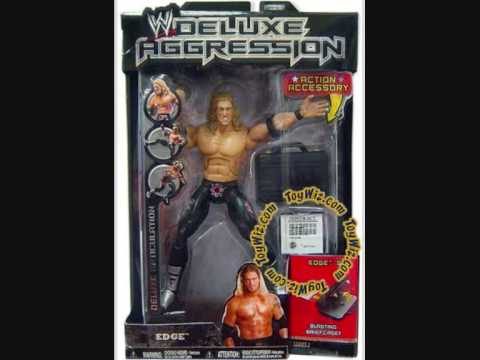wwe toy collections