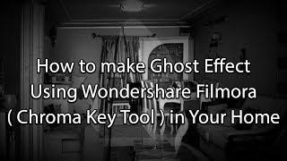 tutorial filmora chroma key