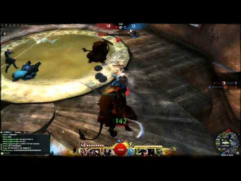 Guild Wars 2 - Vampiric Thief PvP & Build Guide