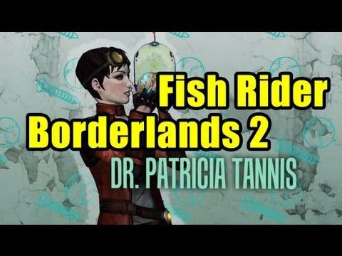 Borderlands Tannis Fish Tannis Fish Easter Egg