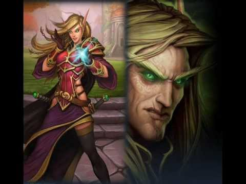Blood elf music - R01G