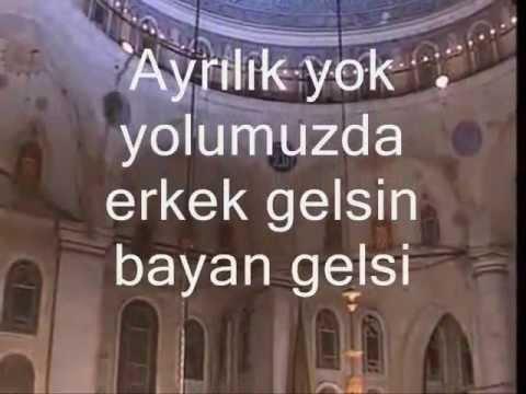 Büyükleri Seven Gelsin  Orhan Aksu Müziksiz ilahi