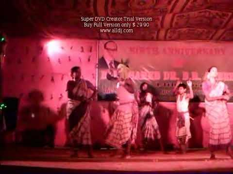 Etang Saree...........( Bushal Baha Dance Team) video