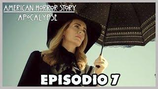 "AHS ""Apocalypse"" - Episodio 8x07 - ANÁLISIS Y DATOS -"