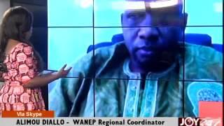 Nigeria militants seize police academy - Joy News (22-8-14)