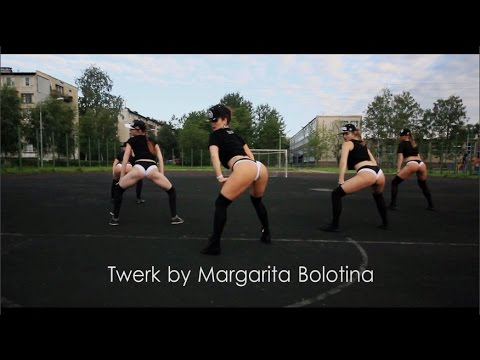 TWERK(ТВЕРК,BOOTY DANCE)