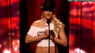Britney Spears MTV Bash Carson Daly