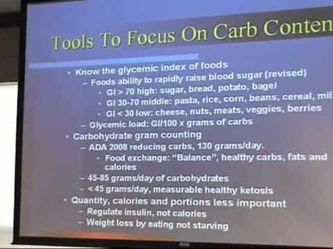 Dr Gerber The Science Of Obesity, Insulin Resistance  http://denversdietdoctor.com