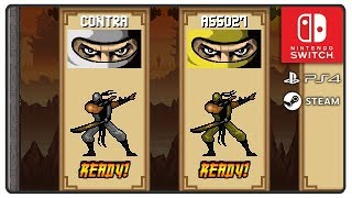 Ninja Shodown | Arcade Co-Op Gameplay