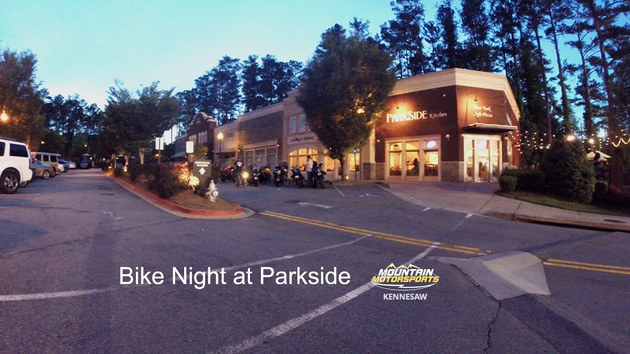 Bikes Kennesaw Bike Night at Parkside
