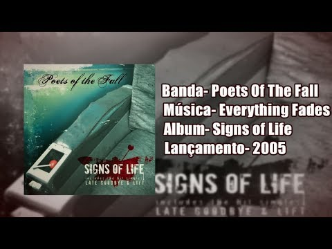 Poets Of The Fall - Everything Fades