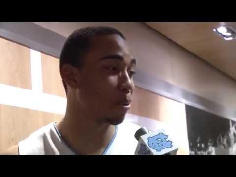 UNC Men's Basketball: Justin Jackson & Brice Johnson Post Florida State