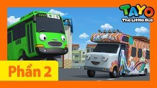 Tayo Phần2 Tập11 l Vị khách đặc biệt của Rogi l Tayo xe buýt bé nhỏ l Phim hoạt hình cho trẻ em