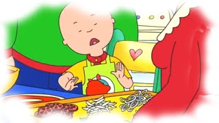 CAILLOU COOKS A MEAL | Full Episode | Cartoons for Kids | Cartoon for Children | Cartoon movie