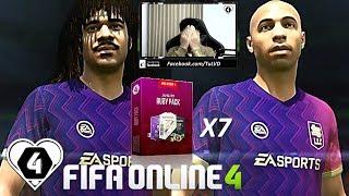 I Love FIFA   HIẾN MÁU 10 Củ TEST 7 GÓI RUBY Tháng 1: NGON VC LUÔN ^^