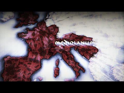 Total War: Attila Западная Римская Империя часть 7 частые вылеты