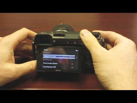 Sony Nex-7 Little Known Features.