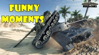 World of Tanks - Funny Moments | Week 3 November 2017