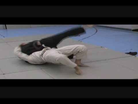 Kesa Gatame, Half Guard Pass, Mount Escape Flow Drill w/ Vancouver BJJ Coach Image 1