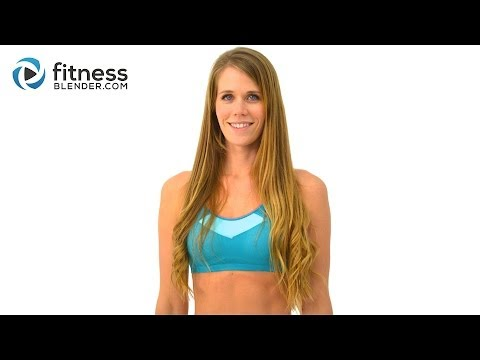 15 Minute Cardio And Total Body Toning Boot Camp Workout - Quick Sweat Bodyweight Cardio Workout video