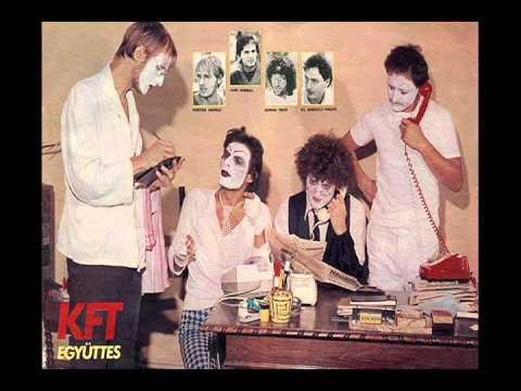 KFT - Jójszakát (Album Version - Macska Az úton; 1981)
