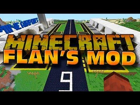 Minecraft: Flan's MOD - Todas las Novedades + Tutorial de instalación y Creación de Servidor