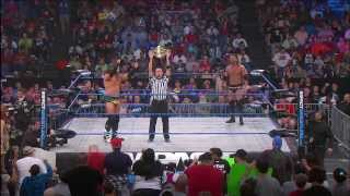 IMPACT 2011: James Storm vs. Bobby Roode - World Title Match