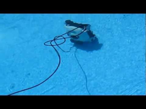 robotic pool cleaner - above ground - NITRO Smartkleen