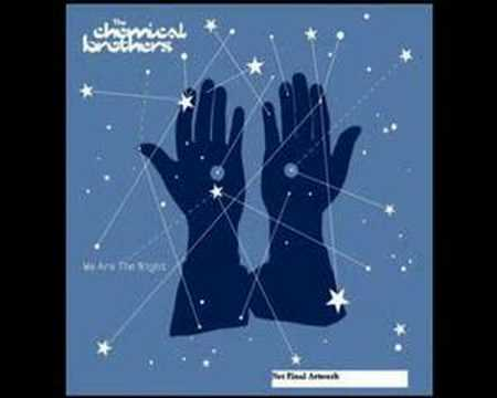 The Chemical Brothers - The pills won't help you now