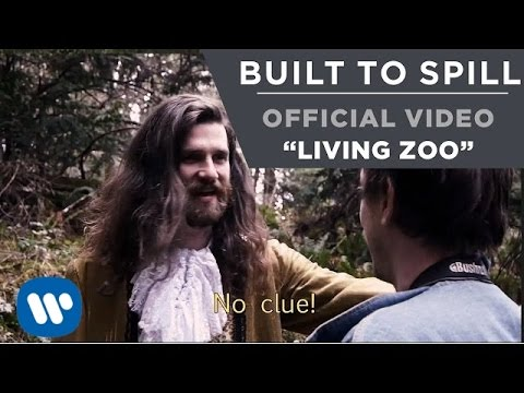 Thumbnail of video Built To Spill - Living Zoo