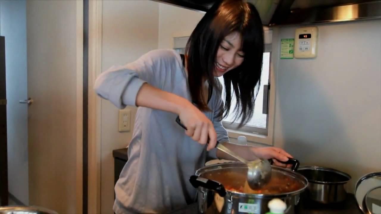hokuto pyon 芳野 友美 クッキング HD - YouTube ナビゲーションをスキッ