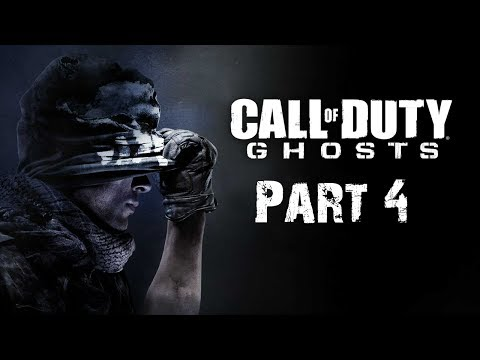 Call of Duty Ghosts Gameplay Walkthrough Part 4 – Campaign Mission 4 – Struck Down