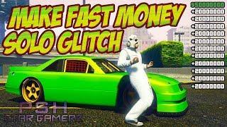 "GTA 5 Money Glitch - ""SOLO MONEY GLITCH"" 1.43 (GTA 5 online Money Glitch)"