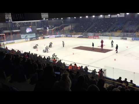 25.01.2015 - Torun Żużel Na Lodzie - Big Final